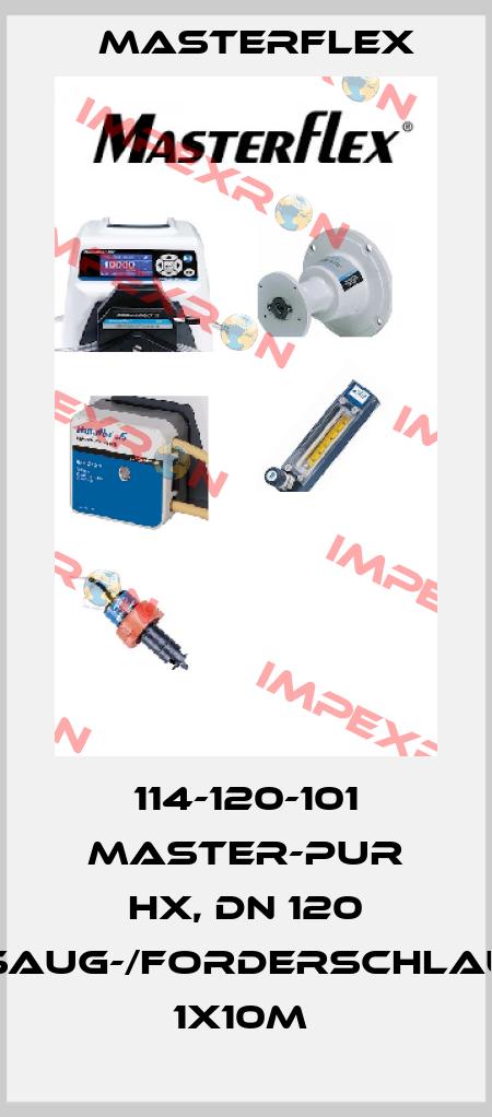 Masterflex-114-120-101 MASTER-PUR HX, DN 120 -ABSAUG-/FORDERSCHLAUCH- 1X10M  price