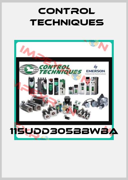 Control Techniques-115UDD305BBWBA  price