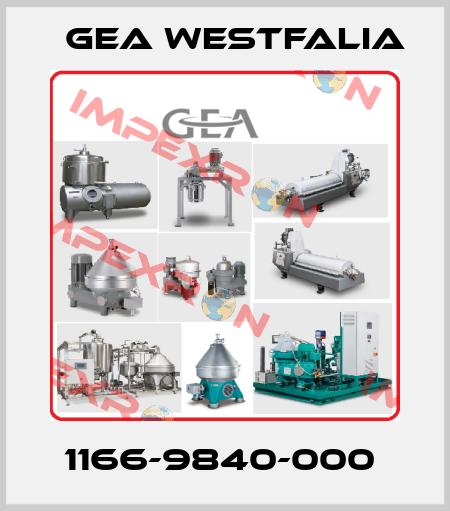 Gea Westfalia-1166-9840-000  price