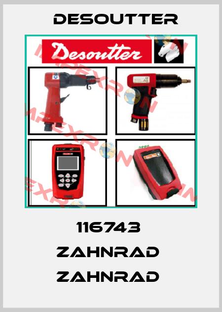 Desoutter-116743  ZAHNRAD  ZAHNRAD  price