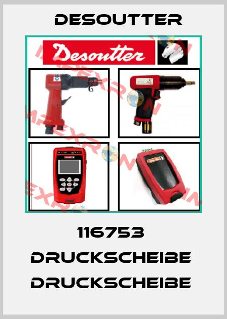 Desoutter-116753  DRUCKSCHEIBE  DRUCKSCHEIBE  price