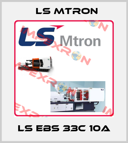 LS MTRON-LS EBS 33C 10A price