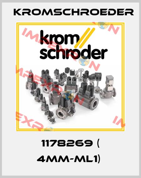 Kromschroeder-1178269 ( 4MM-ML1)  price