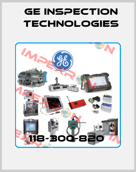 GE Inspection Technologies-118-300-820  price