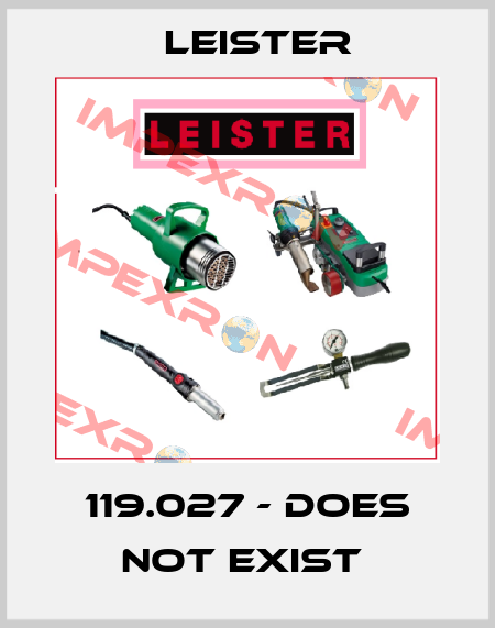 Leister-119.027 - DOES NOT EXIST  price