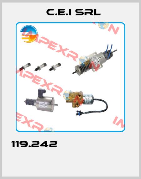 C.E.I SRL-119.242  price