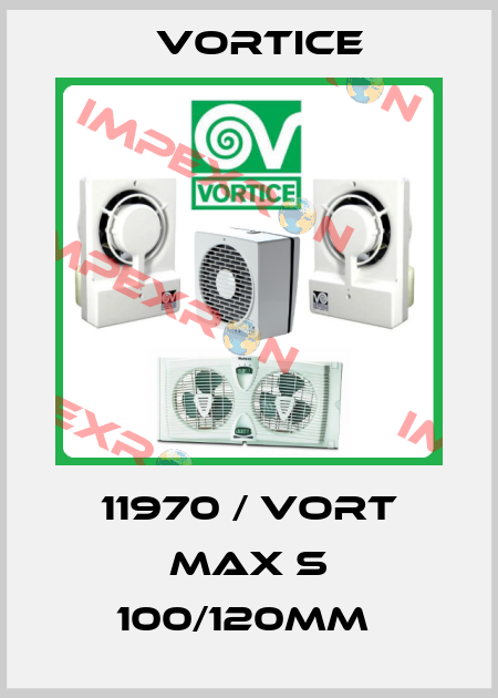 Vortice-11970 / Vort Max S 100/120mm  price