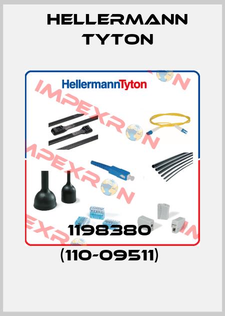Hellermann Tyton-1198380  (110-09511)  price