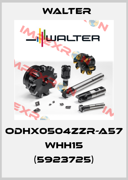 Walter-ODHX0504ZZR-A57 WHH15 (5923725) price