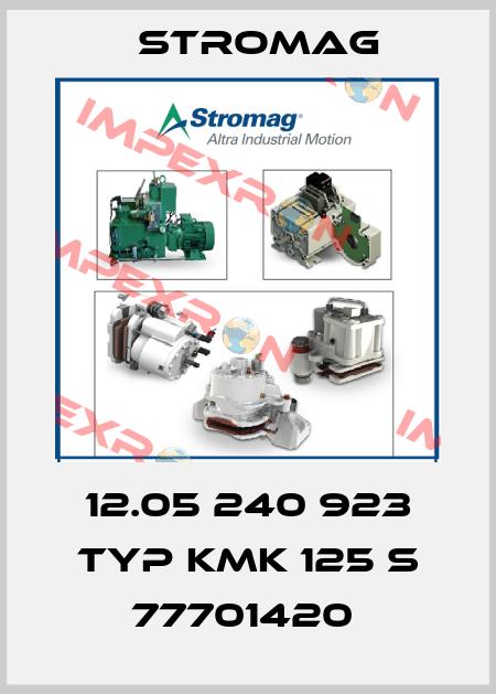 Stromag-12.05 240 923 TYP KMK 125 S 77701420  price