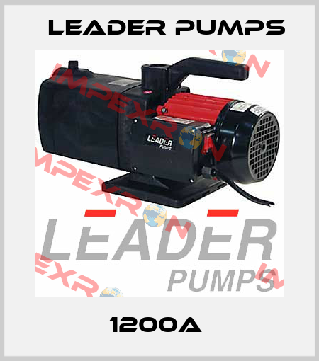 Leader Pumps-1200A  price