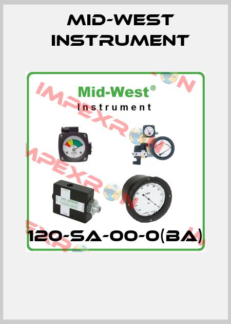 Mid-West Instrument-120-SA-00-0(BA)  price