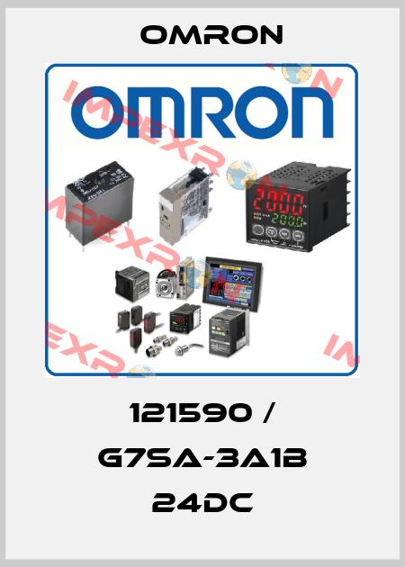 Omron-121590 G7SA3A1B24DC G7SA-3A1B 24DC  price