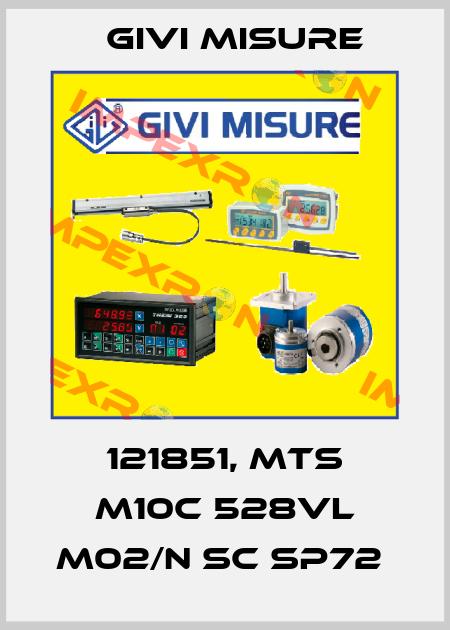 Givi Misure-121851, MTS M10C 528VL M02/N SC SP72  price