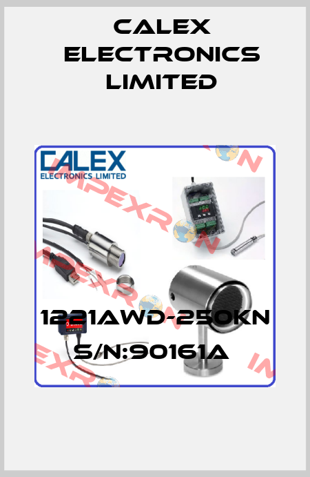CALEX ELECTRONICS LIMITED-1221AWD-250KN S/N:90161A  price