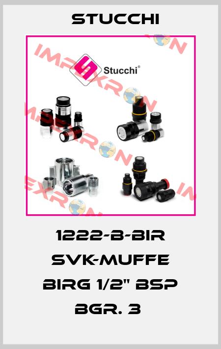 "Stucchi-1222-B-BIR SVK-MUFFE BIRG 1/2"" BSP BGR. 3  price"