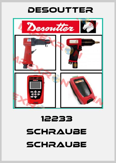 Desoutter-12233  SCHRAUBE  SCHRAUBE  price