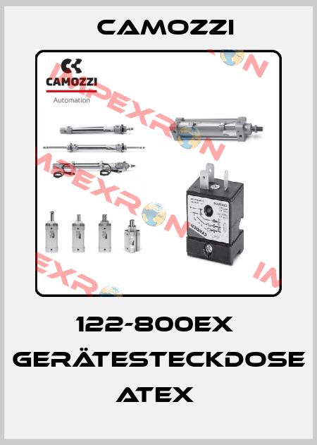 Camozzi-122-800EX  GERÄTESTECKDOSE ATEX  price